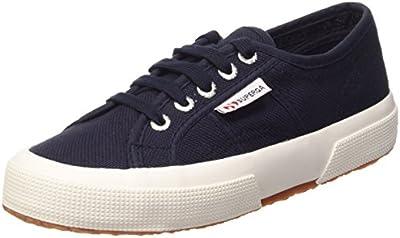 Superga 2750 Cotu - Zapatillas para hombre, Azul (Navy/White), 39