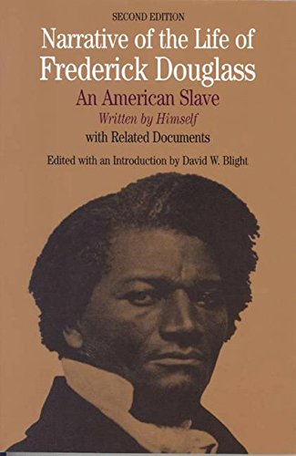 the narrative of the life of frederick douglass essay Essays and criticism on frederick douglass' narrative of the life of frederick douglass, an american slave - narrative of the life of frederick douglass, an american slave, written by himself, frederick douglass.