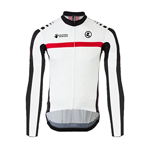 uglyfrog-full-sleeve-fleece-cycling-jersey-mens-top-outdoor-wear-sports-triathlon-clothing-wjh01