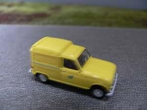 "Brekina SAI 2421 / BRE 14704 Renault 4 Fourgonnette 1961, ""PTT"""