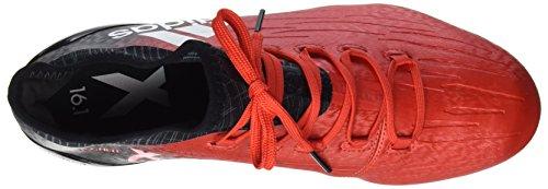 adidas Herren X 16.1 AG Fußballschuhe Mehrfarbig (Red/ftwwht/cblack)