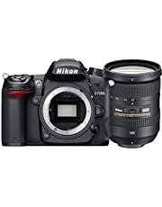 Nikon D7200 24.2 MP Digital SLR Camera (Black) with AF-S DX 18-200mm VR2 Kit Lens,16 Card and Carry Case