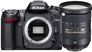 Nikon D7200 24.2 MP Digital SLR Camera (Black) with AF-S DX 18-200mm VR2 Kit Lens,16 Card and Carry Case