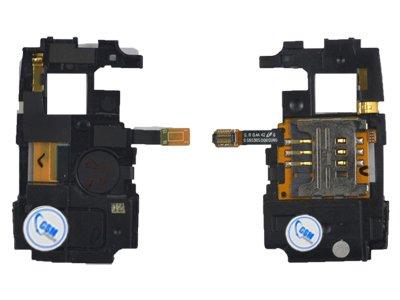 Sim Reader Lautsprecher Speaker Module Flex für Samsung GT S8530 Wave 2 Neu