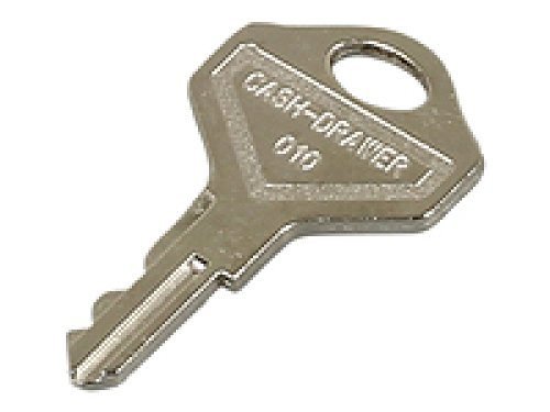 ICD Key for All 010-0 Lock, 1pcs, KEY-010-0