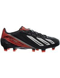 premium selection 1a88e 8f620 Adidas F50 Adizero TRX FG Leather Q33846 Scarpe da Calcio Uomo Calcio  Tacchetti Nero