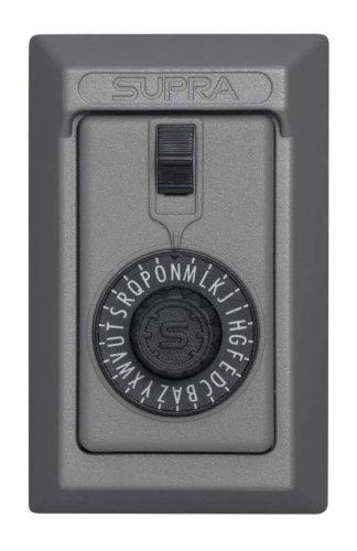 Kidde AccessPoint 00524Schlüsselsafe Original 3-Tasten-tragbar, Spin Dial, Schwarz, 001014