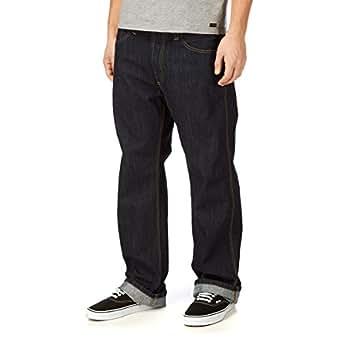 Jeans Retro Carhartt - Bleu Rinsed