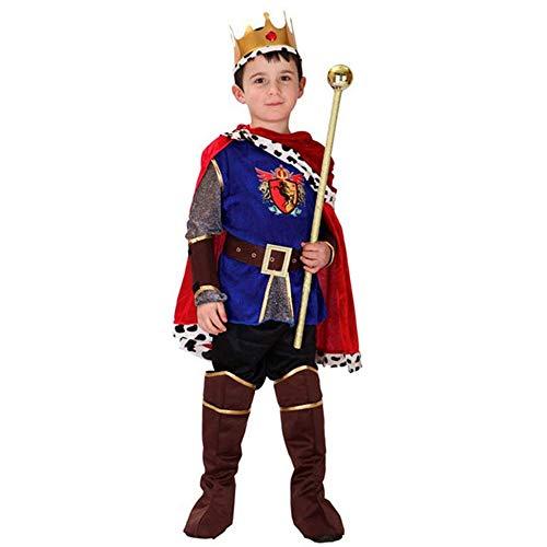 Hope Aladdin Prinz Kostüm Kinder Halloween Cosplay Kleidung Film Charakter Kostüm Geburtstag Party Karneval Outfit,B-M