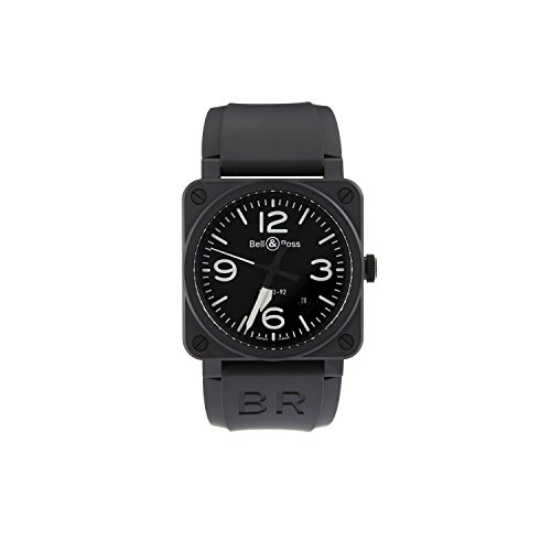 Bell and Ross BR0392-BL-CE - Reloj