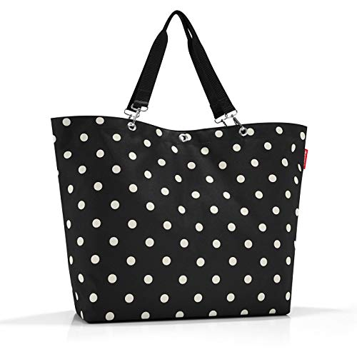 reisenthel shopper XL mixed dots Maße: 68 x 45,5 x 20 cm / Volumen: 35 l