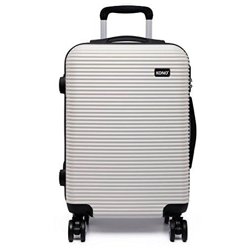 Kono ,  Gepäck-Set weiß 20