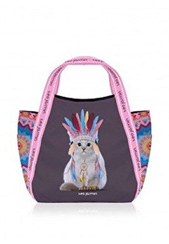 Téo Jasmin, petit sac cabas Jasmine apache