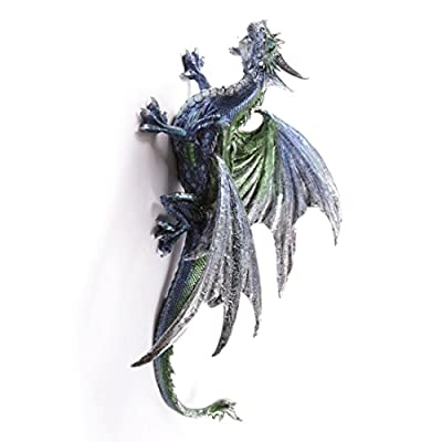 Wall Climber Dark Legends Dragon Figurine Our Fantasy And Gothic Dragon Range Are Great Entry