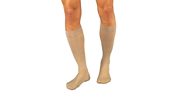 312360d2bf1bc Buy JOBST Medical Compression Stockings Relief Knee High Socks 20-30 mmHg  Medium Beige Close-Toe 1 Pair Beige Medium Online at Low Prices in India -  Amazon. ...