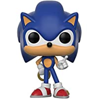 Figura de vinilo Pop! Sonic The Hedgehog - Sonic with Ring (0cm x 9cm)