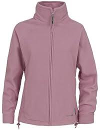 Trespass Angara - Forro para mujer, color rosa pálido, talla 2XS