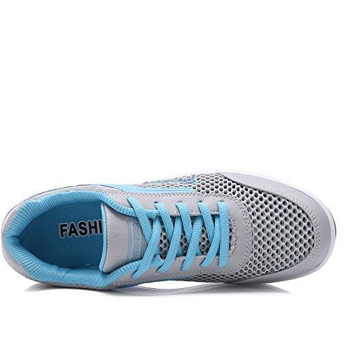 XMeden, Scarpe da corsa donna Rx8388 Blue
