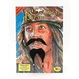 Travestimento Baffi e Barba Pirata dei Caraibi