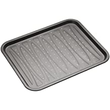 """MasterClass Non-Stick Crisper Baking Tray, 39 x 31.5 cm (15.5"""" x 12.5"""")"""