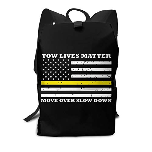 Tow Lives Matter Move Over Slow Down Fashion Adjustable Cowboy Cap Denim Hat for Women and Men
