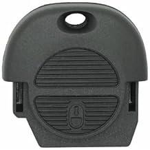 Carcasa de llave Jongo para mando a distancia Nissan 2botones Almera Micra Primera Terrano Patrol Tino Qashqai X-Trail sin logo