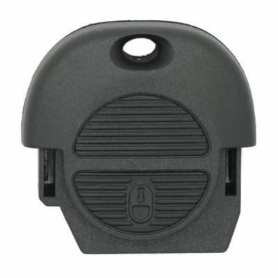 CLE-AUTO Coque de clé plip pour télécommande Nissan 2 Boutons Almera Micra Primera Terrano Patrol Tino Qashqai X-Trail sans Logo