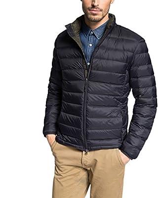 ESPRIT Herren Jacken aus leichter Daune mit Stehkragen von ESPRIT auf Outdoor Shop