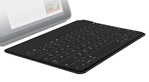 Logitech Keys-To-Go Teclado móvil QWERTZ Suizo Negro