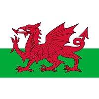 *** PROMOTION *** Drapeau Pays de Galles - 150 x 90 cm