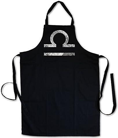 ZODIAC SIGN VIRGO TABLIER DE CUISINE APRON CUISSON GRIL BBQ BARBEQUE