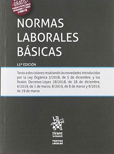 NORMAS LABORALES BASICAS