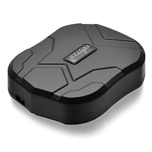 Simmotrade® TKSTAR 905 GPS KFZ Tracker # MIT SIM KARTE, ohne Vertragsbindung #, der perfekte Diebstahlschutz für ihr Fahrzeug. Der Tracker und die Sim Karte werden von uns bereits fertig eingerichtet.