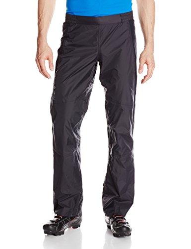 VAUDE Herren Hose Spray Pants III, Black, XXXL-S, 04975
