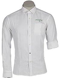 Arqueonautas Chemise Business Loisirs Taille S Couleur Bright White 201244–1001S à 3X L