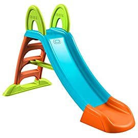 Feber-800009001-Kinderrutsche-Feber-Slide-Plus
