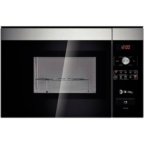 Balay 3WG365NIM Integrado 20L 800W Negro, Acero inoxidable - Microondas
