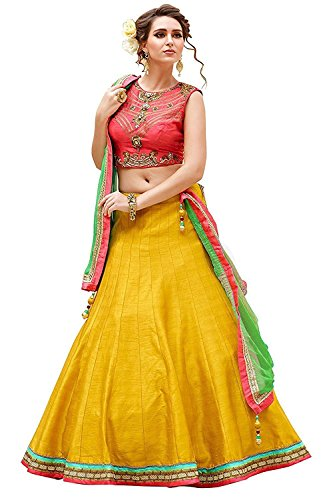Fashion Dream Women\'s Lehenga choli for women party wear today offer Low price Sale buy Online FreeSize Lehenga For Women and Girl.