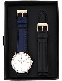 Black Oak Reloj con movimiento cuarzo japonés Woman 36 mm