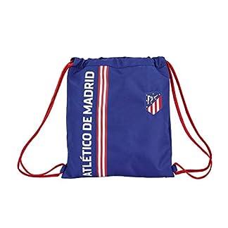 "41wxPJjIJBL. SS324  - Atlético de Madrid ""In Blue"" Oficial Saco Plano Grande 350x400mm"