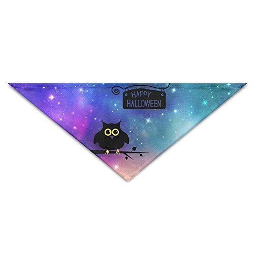 Baby Cute Kostüm Owl - Gxdchfj Cute Halloween Owl Baby Pet Dog Scarves Puppy Triangle Bandana Bibs Triangle Head Scarfs Accessories