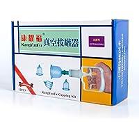 Kays Schröpfen Set 12 Vakuumsauger Mit Sauggriff, Für Rücken- / Nackenschmerzen, Ganzkörpermassage, Chinesisches... preisvergleich bei billige-tabletten.eu