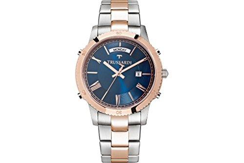 orologio solo tempo uomo Trussardi Heritage casual cod. R2453117002