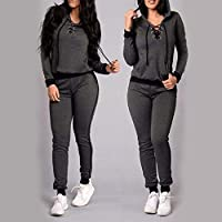 modaspirit Double Tracksuit Team with Lace Detail
