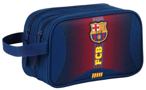 F.C. Barcelona – Neceser Doble con asa (SAFTA 811325518)