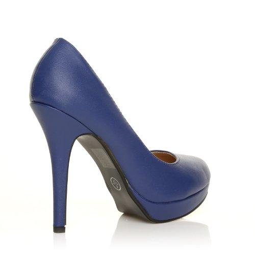 Chaussures Femme Talons Hauts Et Brillantini De Festa Ou Event Empelle Navy