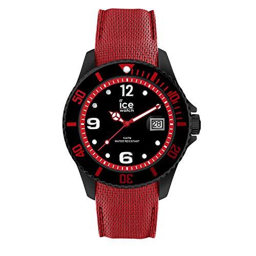 Ice-Watch Homme Analogique Quartz Montre avec Bracelet en Silicone 015782