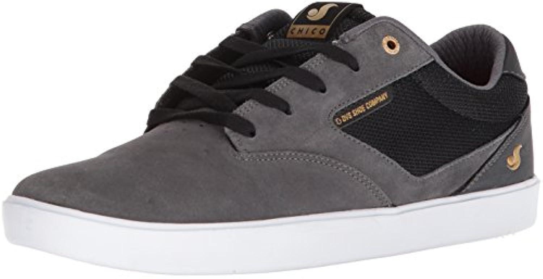 DVS Schuhe Pressure SC+ Grau Gr. 42.5