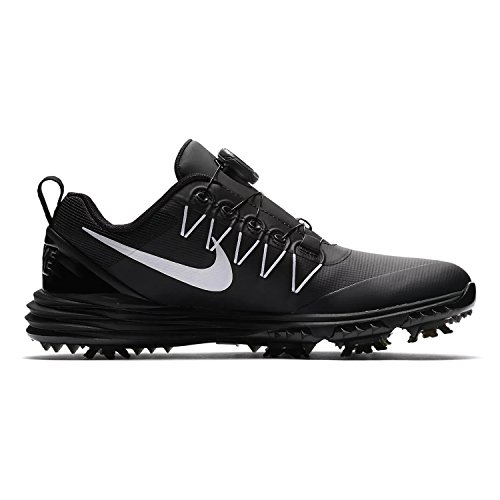 NIKE WMNS Lunar Command 2 Boa, Chaussures de Golf Femme, Noir (Negro 001), 39 EU