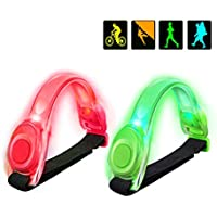 6a7faabab96d Amazon.es: brazalete led - Ciclismo: Deportes y aire libre